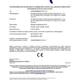 Certificat_CE_Amerisolar