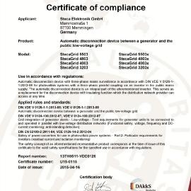 Steca_Certyfikat_3_fazowe