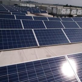 Bieruń moc 23 kWp panele fotowoltaiczne IBC Solar Inwerter SMA