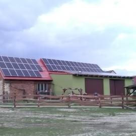Fotowoltaika Kotulin – panele fotowoltaiczne 40 kWp, BenQ Solar  SMA