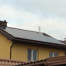 Fotowoltaika Mińsk Mazowiecki  5,2 kWp IBC SOLAR, Fronius