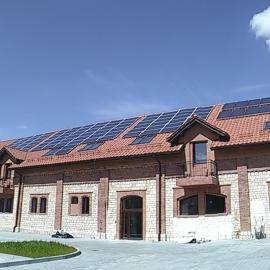 Fotowoltaika Nakło Śląskie – panele fotowoltaiczne 26 kWp, BenQ SOLAR  SMA