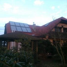 Instalacja Wieliczka solar-expert